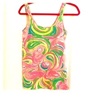 Lilly Pulitzer Printed Tank